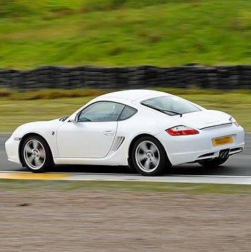 CAEN - Circuit Pont-l'Évêque, Calvados (14) - Stage de pilotage Porsche