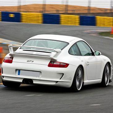 Stage pilotage Porsche 997 Aerokit GT3