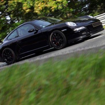Circuit de Pont l'Evêque, Calvados (14) - Stage de pilotage Porsche