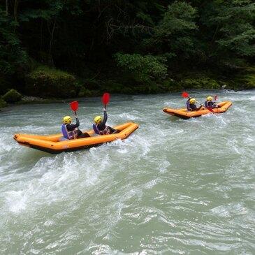 Mâcot-la-Plagne, Savoie (73) - Rafting