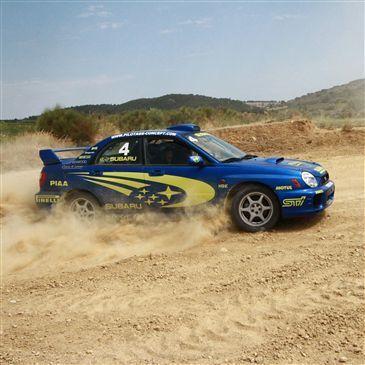 Stage pilotage Subaru Racing Châteaux Lastours