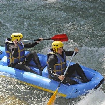 Thonon-les-Bains, Haute savoie (74) - Rafting