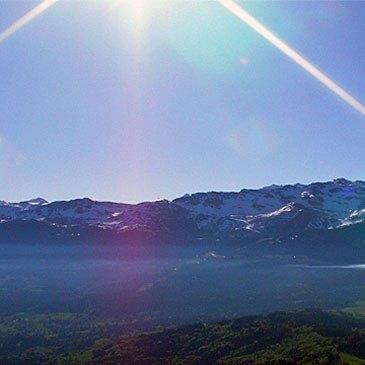 Week end dans les Airs en région Rhône-Alpes