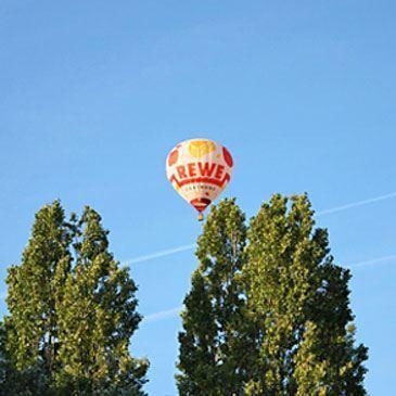 Vol en montgolfière (Loir et Cher)