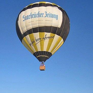 Baptême de l'air montgolfière en région Centre