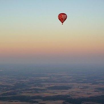 Vol en montgolfière (Angoulême)