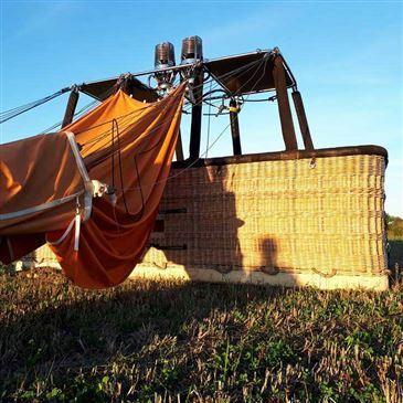 Réserver Baptême de l'air montgolfière département Charente