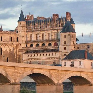 Saint-Georges-sur-Cher, à 25 min d'Amboise, Indre et loire (37) - Baptême de l'air montgolfière