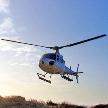 Vol initiation au pilotage en hélicoptère
