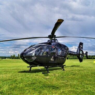 Baptême de l'air hélicoptère, département Paris
