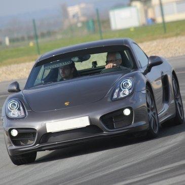 Stage en Porsche Cayman S - Circuit de Lohéac