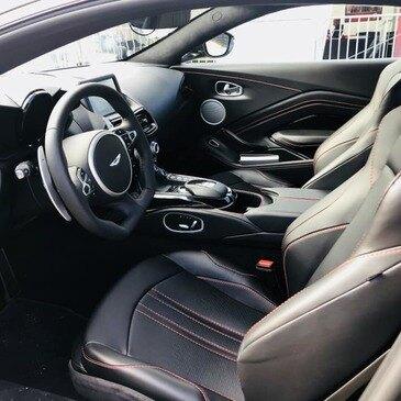 Stage de Pilotage Aston Martin, département Ille et vilaine