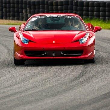 Stage de pilotage Ferrari, département Ille et vilaine