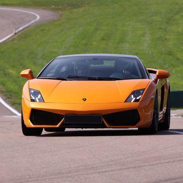 Stage en Lamborghini LP560 - Circuit de Haute-Saintonge