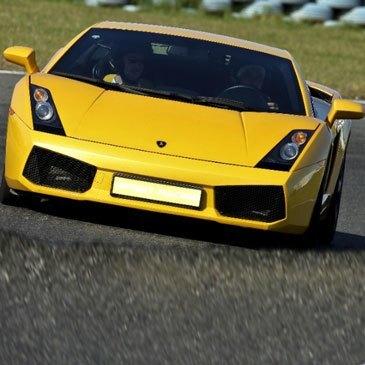 Stage Pilotage Lamborghini, département Charente maritime