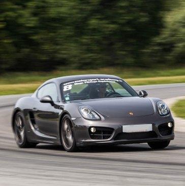 Stage en Porsche Cayman S - Circuit de Fay-de-Bretagne