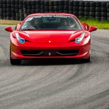 Stage de pilotage Ferrari, département Sarthe