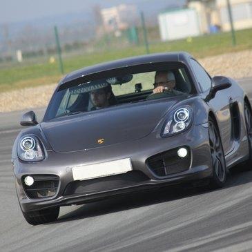 Le Mans - Circuit Maison Blanche, Sarthe (72) - Stage de pilotage Porsche