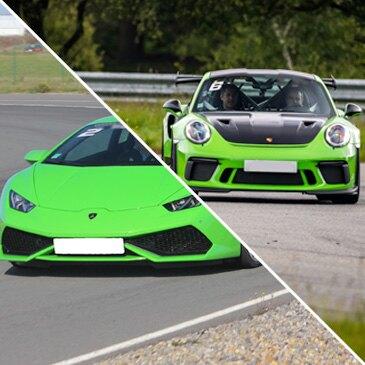 Stage de Pilotage 4 Autos - Circuit du Mans