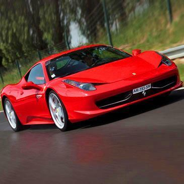 Stage en Ferrari 458 Italia - Circuit de Montlhéry