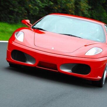 Stage pilotage Ferrari 430 F1 - Circuit de Montlhéry