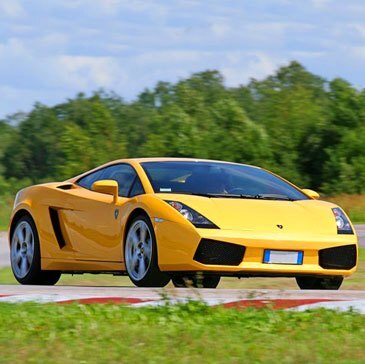 Stage de pilotage Lamborghini, département Essonne