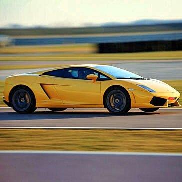 Stage de pilotage Lamborghini en région Ile-de-France