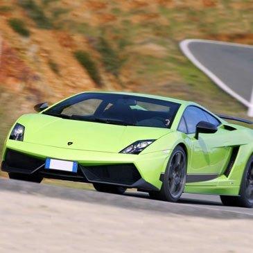 Circuit de Montlhéry, Essonne (91) - Stage de pilotage Lamborghini