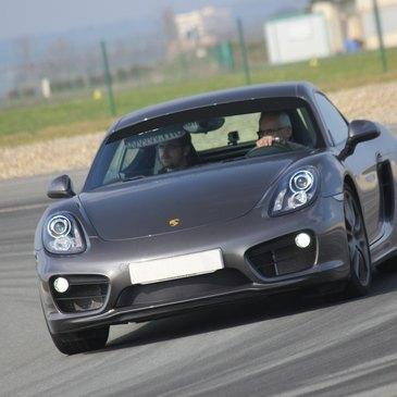Stage en Porsche Cayman S - Circuit Fontenay-le-Comte