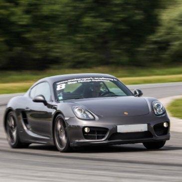 Stage de pilotage Porsche, département Vendée