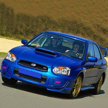 Stage en Subaru WRX STI - Circuit de Nogaro