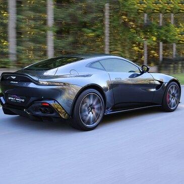 Stage de Pilotage Aston Martin, département Allier