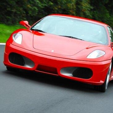 Stage en Ferrari F430 sur le Circuit du Bourbonnais
