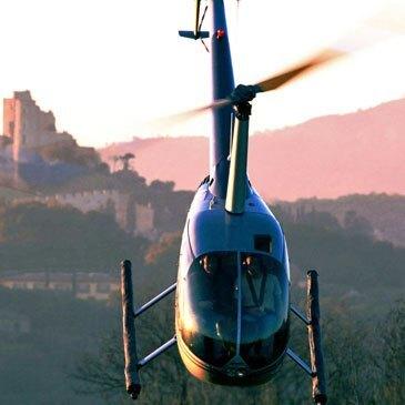 Stage initiation hélicoptère, département Var