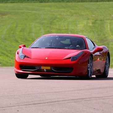 Stage en Ferrari 458 Italia - Circuit du Bourbonnais