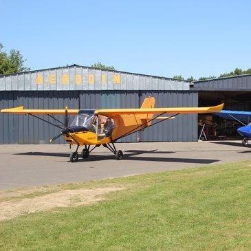 Pilotage ULM proche Aéroport de Saint-Malo-Dinard-Pleurtuit