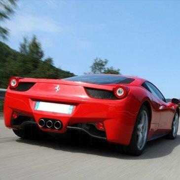 Stage de pilotage Ferrari, département Gers
