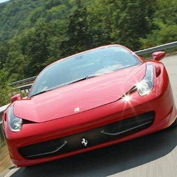 Stage de pilotage Ferrari en région Midi-Pyrénées