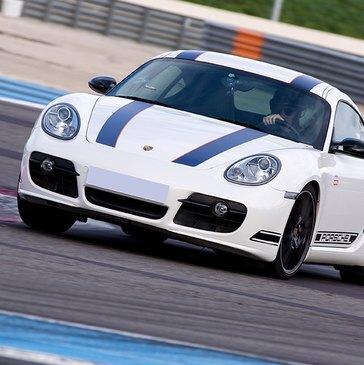 Stage en Porsche Cayman - Circuit du Castellet
