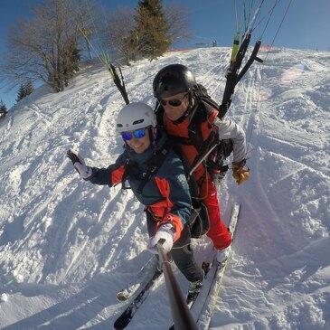 Haute savoie (74) Rhône-Alpes - Montagne - Sports d'Hiver