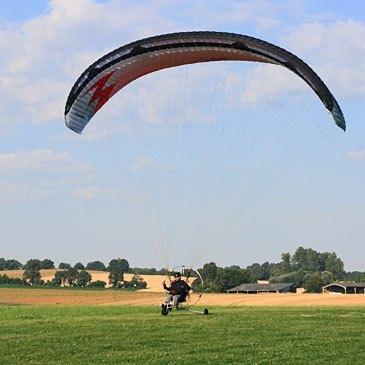 Baptême de l'air paramoteur en région Pays-de-la-Loire