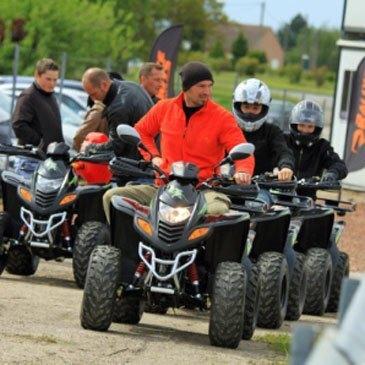Quad & Buggy en région Nord-Pas-de-Calais