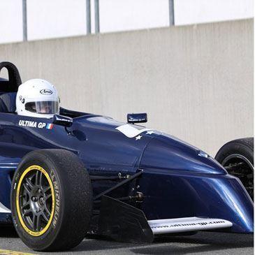 Stage en Formule Renault - Circuit de Mérignac
