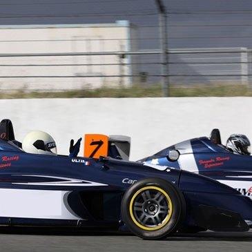 Stage de pilotage Formule Renault, département Gironde