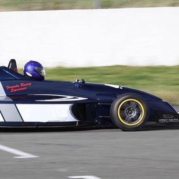 Stage de pilotage Formule Renault en région Aquitaine