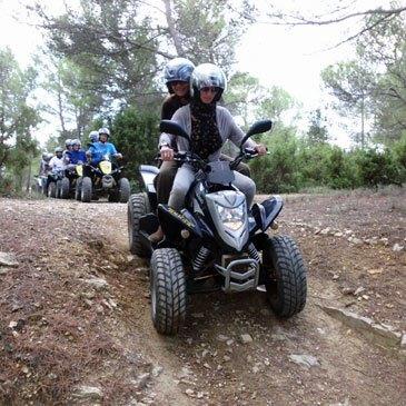Quad & Buggy proche Cabriès, à 15 min d'Aix-en-Provence