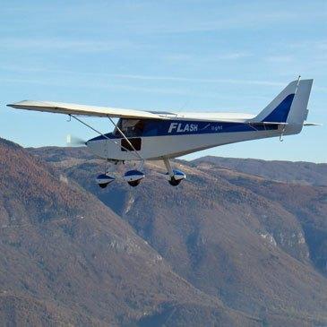 Pilotage ULM, département Gard