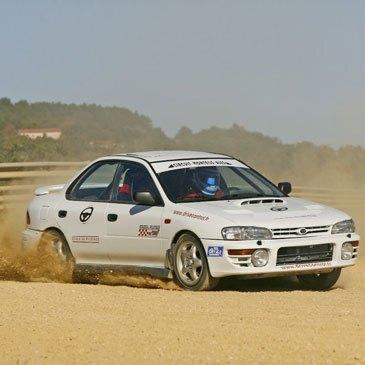 Stage de Pilotage Rallye, département Gard
