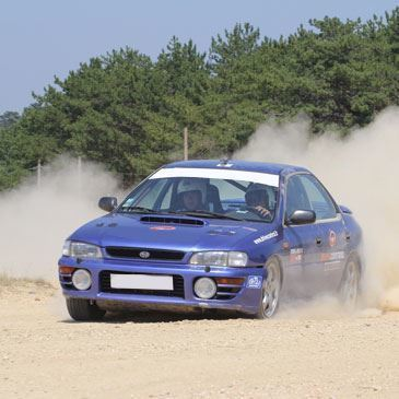 Stage Rallye Maîtrise en Subaru – Circuit de Monteils