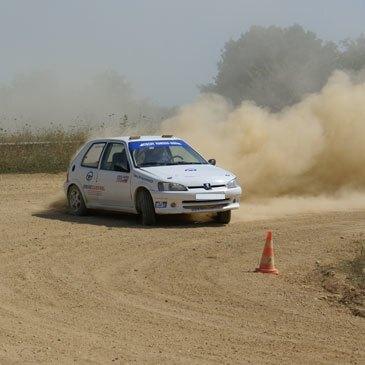 Stage Pilotage Rallye, département Gard